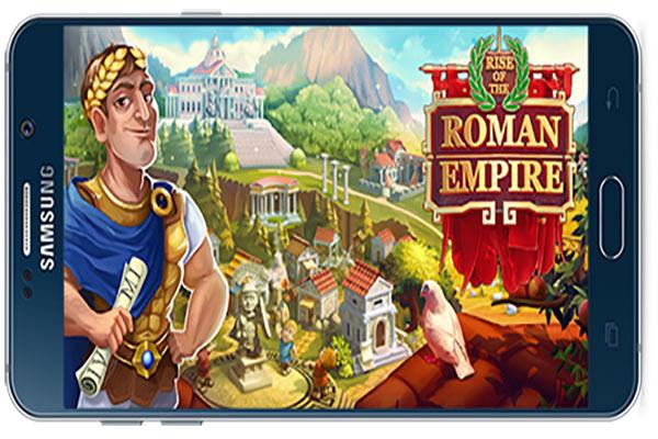 بازی اندروید Rise of the Roman Empire