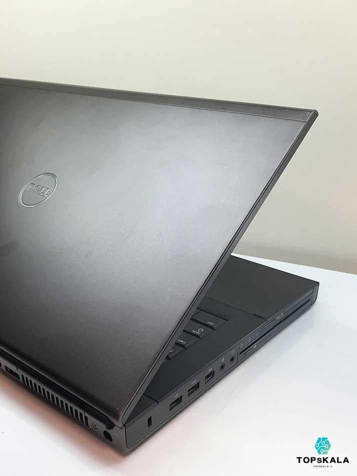 خرید لپ تاپ استوک دل مدل Dell Pricision M6700 با مشخصات Core i7 3940Mx - NVIDIA Quadro K5000 دارای مهلت تست و گارانتی رایگان/ محصول دل سال 2014