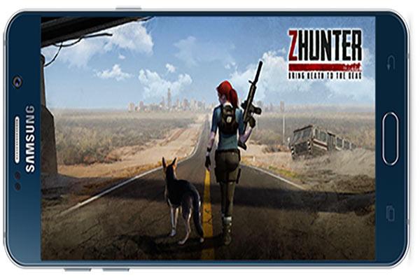 بازی اندروید Zombie Hunter Sniper