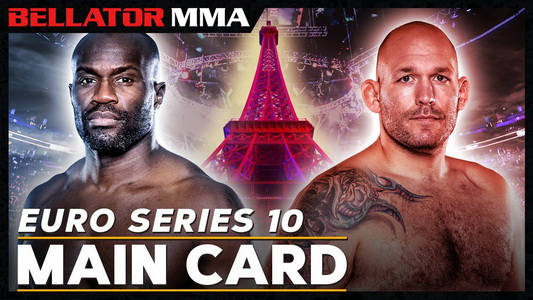 دانلود مسابقات بلاتوراروپا- سری 10 | Bellator ES 10: Kongo vs. Johnson 2