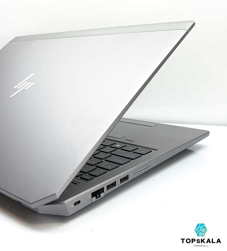 خرید لپ تاپ استوک اچ پی مدل HP ZBOOK 17 G5 با مشخصات Intel Core i7 8850H - NVIDIA QUADRO P5200 دارای مهلت تست و گارانتی رایگان/ محصول اچ پی سال 2018 - 2019