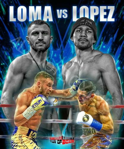 دانلود مبارزه ی  قهرمانی بوکس :  Vasiliy Lomachenko vs. Teofimo Lopez-پست دوم