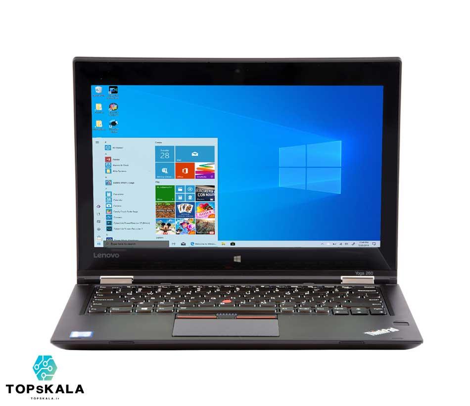 لپ تاپ استوک لنوو مدل Lenovo YOGA 260 - کانفیگ A