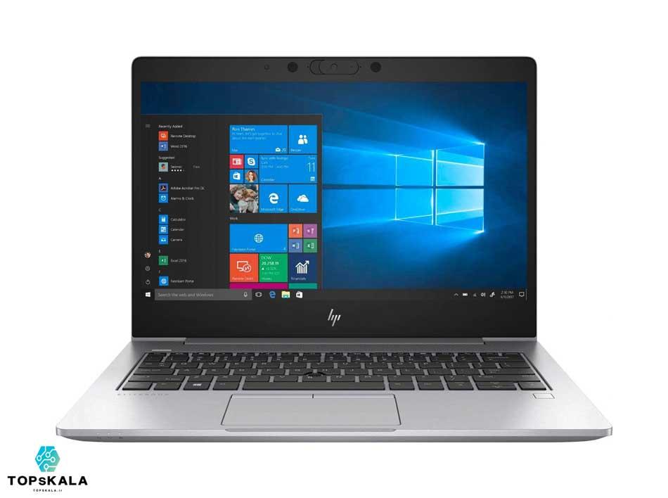 خرید لپ تاپ استوک اچ پی مدل HP EliteBook 735 G6 با مشخصات AMD Ryzen 7 3700U - AMD RADEON RX VEGA 10 دارای مهلت تست و گارانتی رایگان/ محصول Lenovo