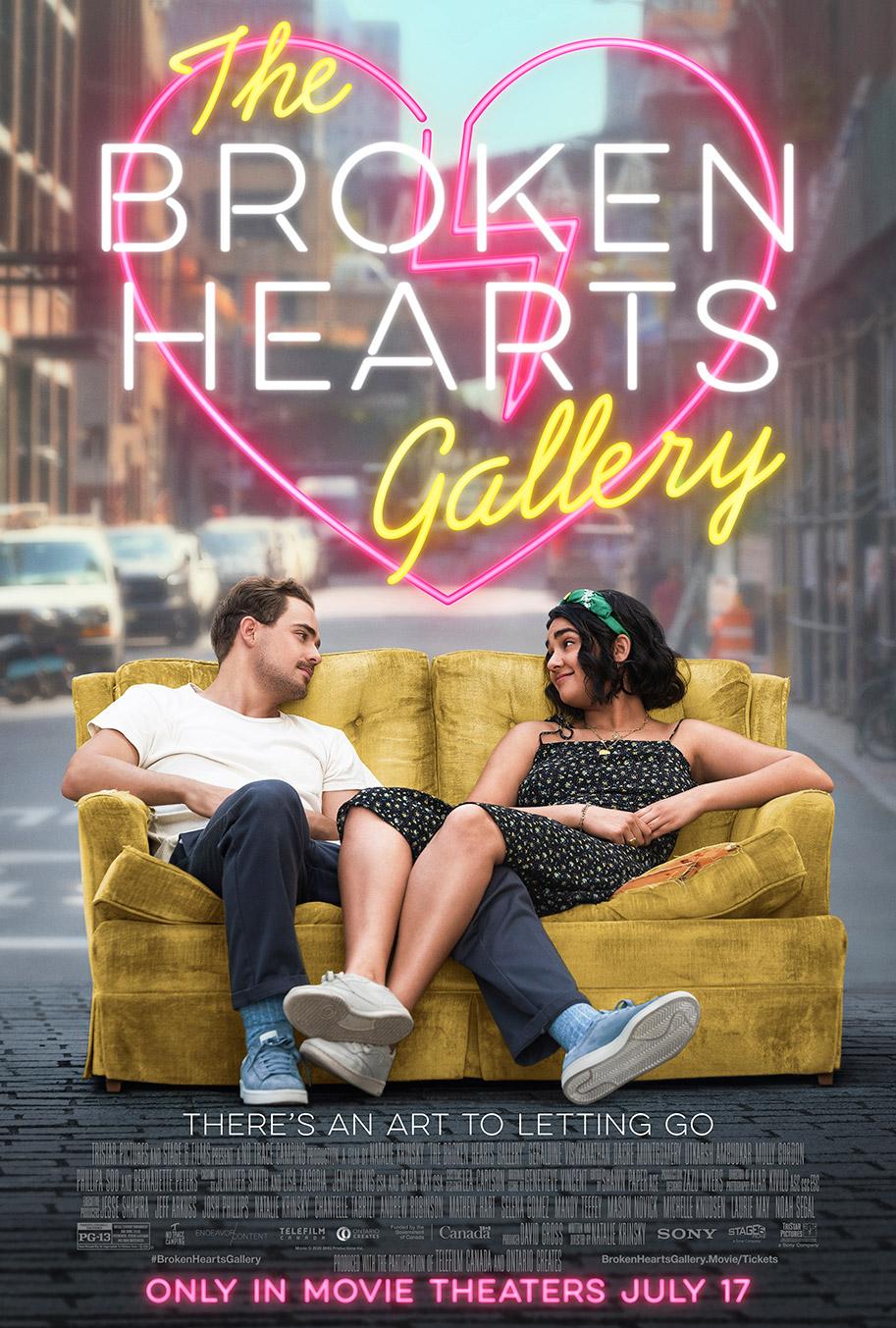 دانلود فیلم Broken Hearts Gallery با کیفیت WEB-DL