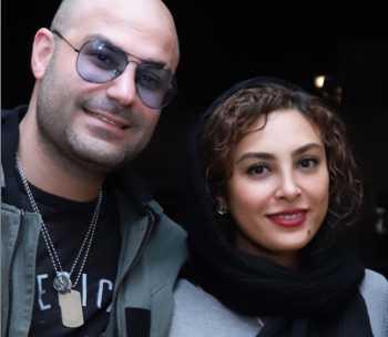 حديثه تهراني با همسرش ترک وطن کرد / بازيگر شکلات داغ از ايران مهاجرت کرد