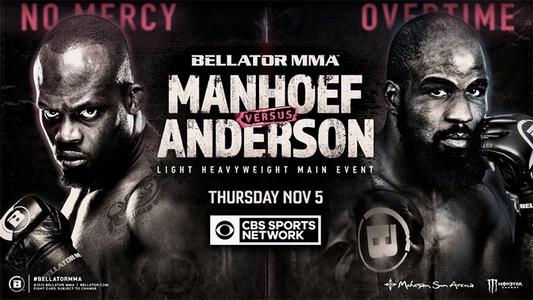 دانلود مسابقات بلاتور  251 |   Bellator 251: Manhoef vs. Anderson