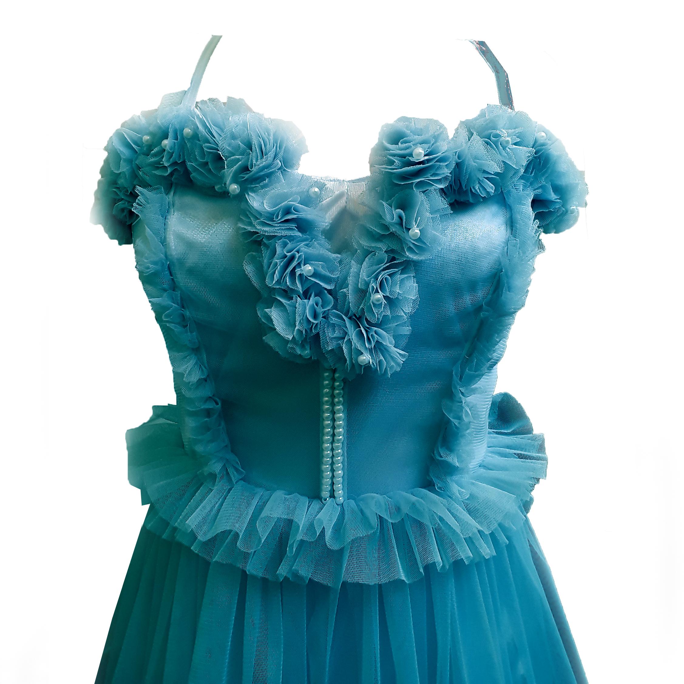 لباس عروسکی