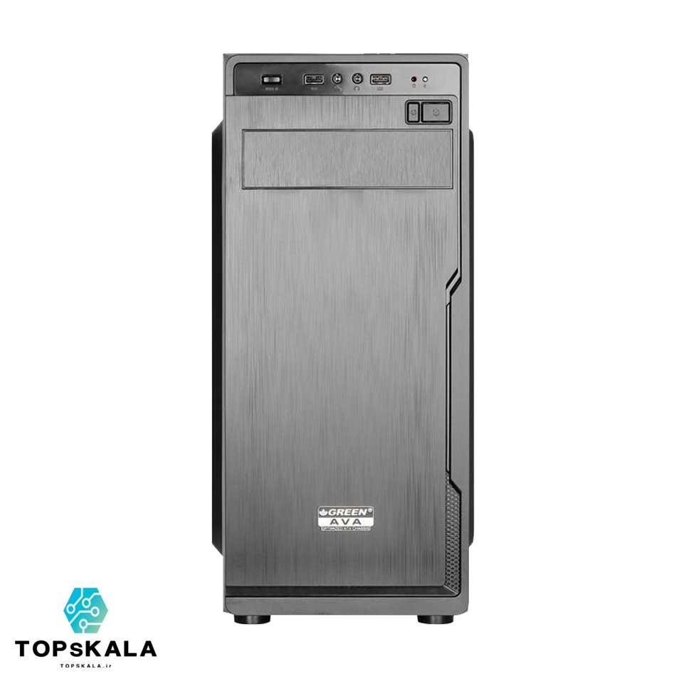 کامپیوتر استوک اسمبل مدل Case Gaming Green Ava - کانفیگ A