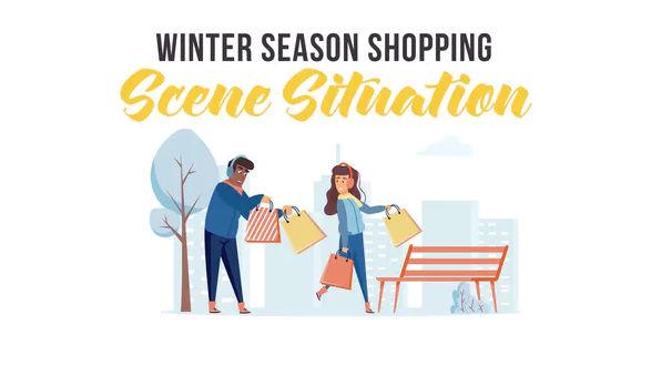 پکیج مجموعه 10 پروژه افترافکت انیمیشن و موشن گرافیک های برف و زمستان