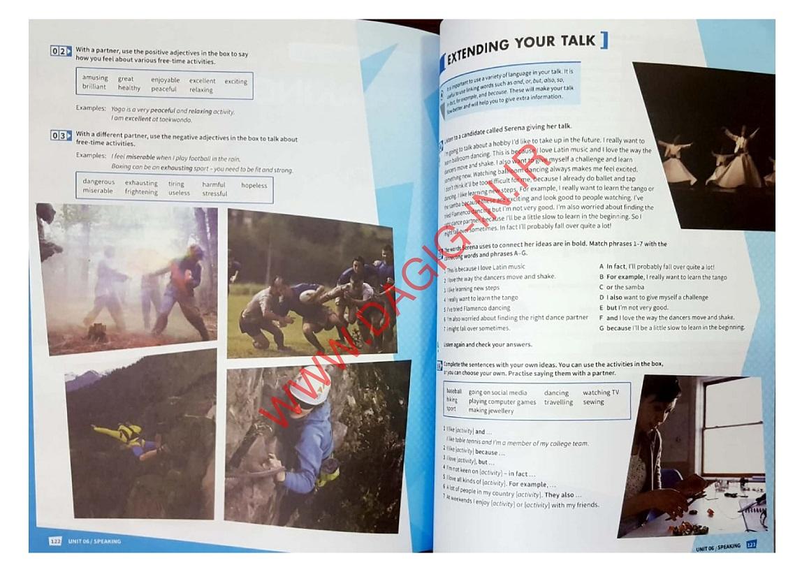 دانلود کتاب Mindset for IELTS 1 مایندست فور آیلتس 1
