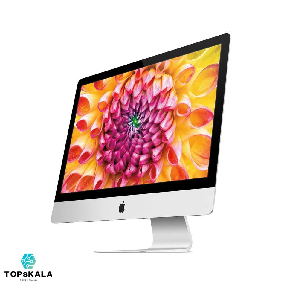 All in one اپل مدل Apple IMAC Slim 27 inch late 2012 با مشخصات پردازنده Intel Core i7 3770 و گرافیک Nvidia GTX 675MX دارای مهلت تست و گارانتی رایگان - محصول Apple