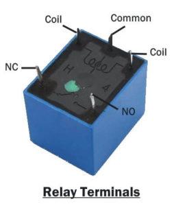 Relay-Terminals