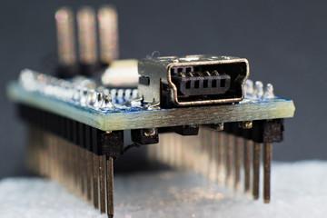 arduino nano usb-mini-B