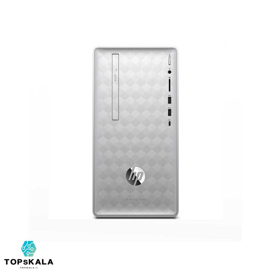 کامپیوتر آکبند اچ پی مدل HP Pavilion 190MT با مشخصات پردازنده Intel Core i5 8500 و گرافیک Nvidia GTX 1650 دارای مهلت تست و گارانتی رایگان - محصول HP