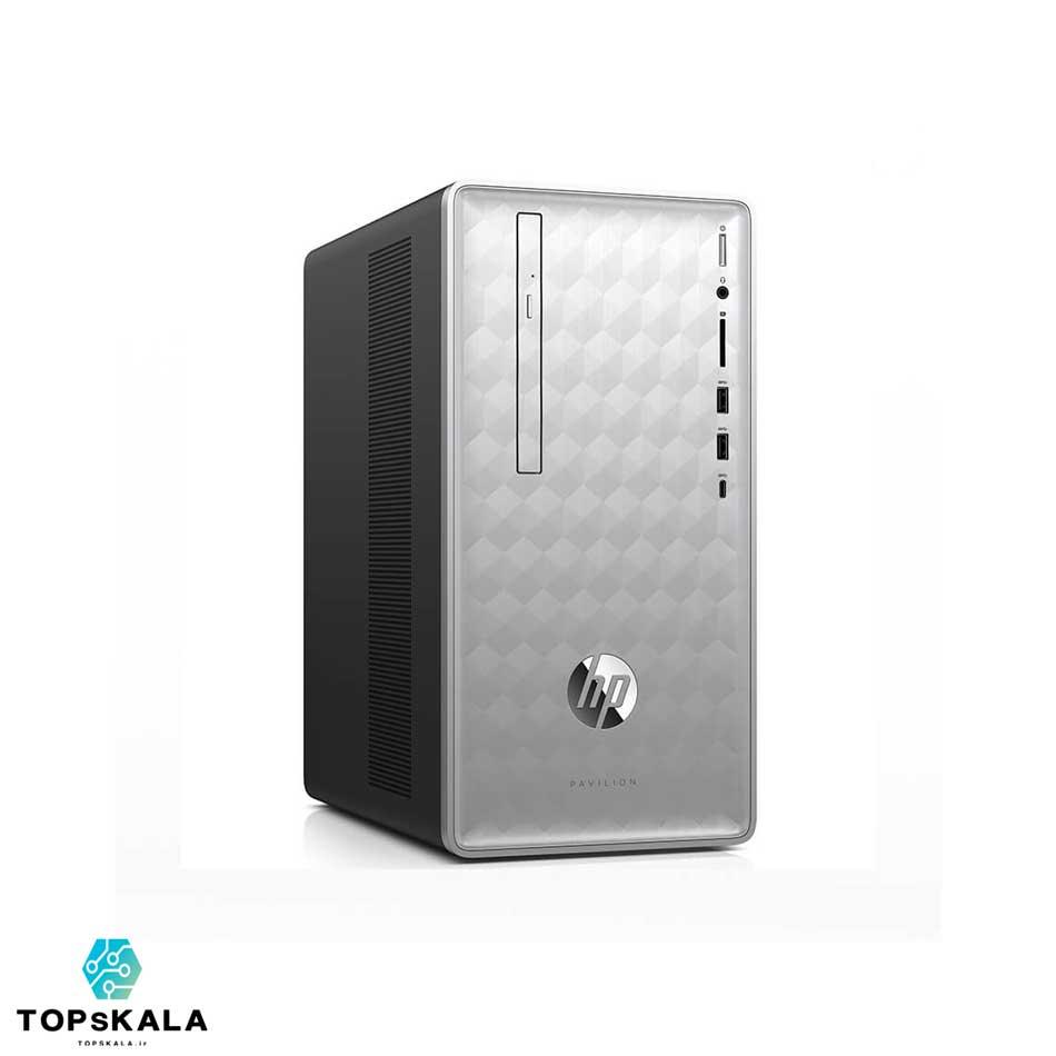 کامپیوتر آکبند اچ پی مدل HP Pavilion 590MT