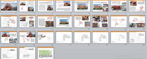 تحلیل معماری دانشکده هنر و طراحی بارسلونا