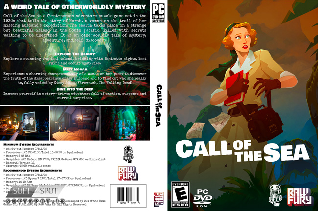 Call of the Sea Cover