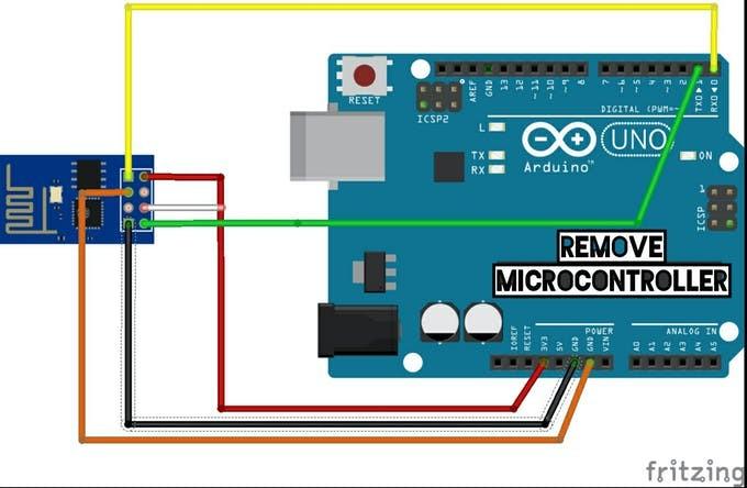 esp 8266 schematic