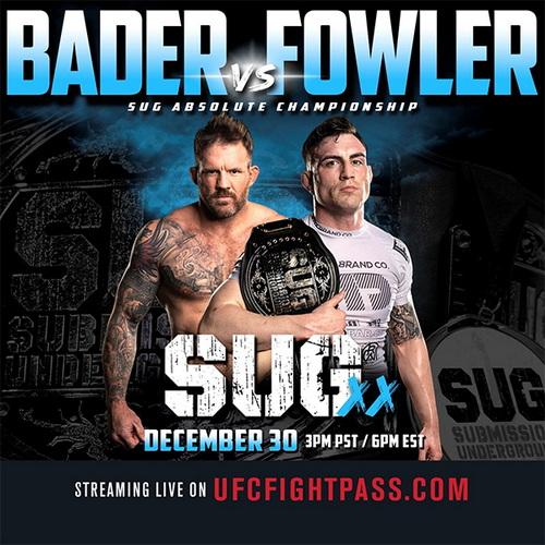 مسابقات گراپلینگ: Submission Underground 20 - Bader vs. Fowler
