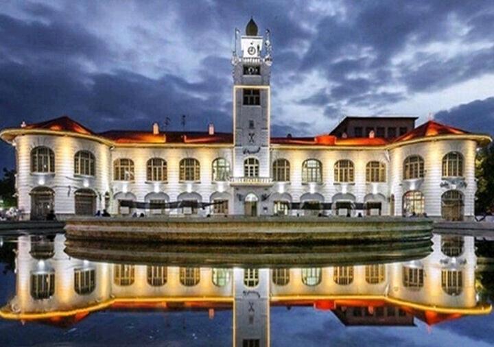عمارت شهرداری رشت یک گام تا موزه بلدیه