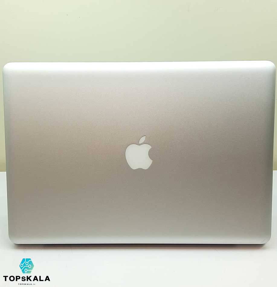 لپ تاپ استوک اپل مدل APPLE MacBook Pro 15 2010  با مشخصات Intel Core i7 - Nvidia GT 330m دارای مهلت تست و گارانتی رایگان / محصول Apple
