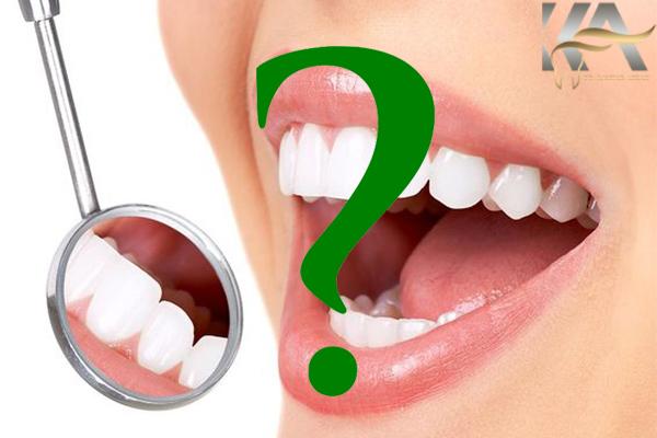 معاینات دوره ای دهان و جرمگیری