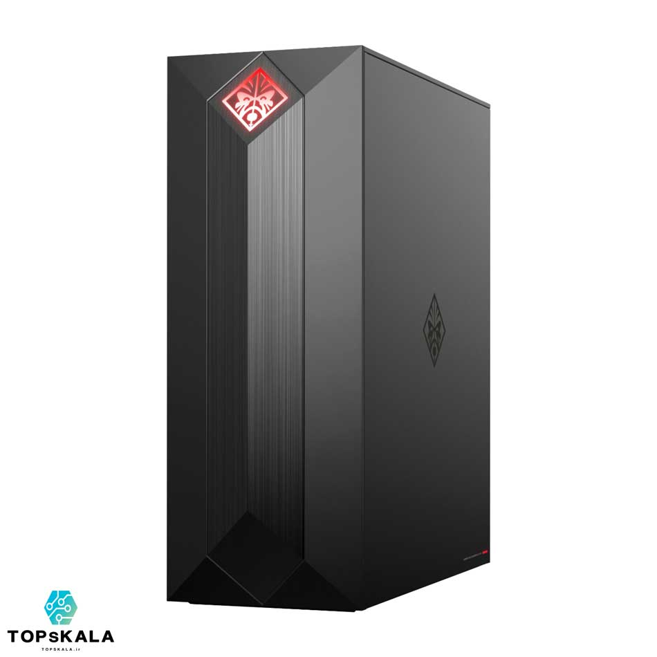کامپیوتر آکبند اچ پی مدل HP Omen Gaming 873 با مشخصات پردازنده Intel Core i9 9900 و گرافیک Nvidia RTX 2070 Super دارای مهلت تست و گارانتی رایگان - محصول HP