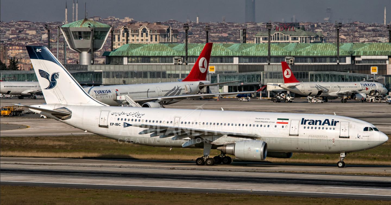 بلیط هواپیما تهران استانبول ایران ایر