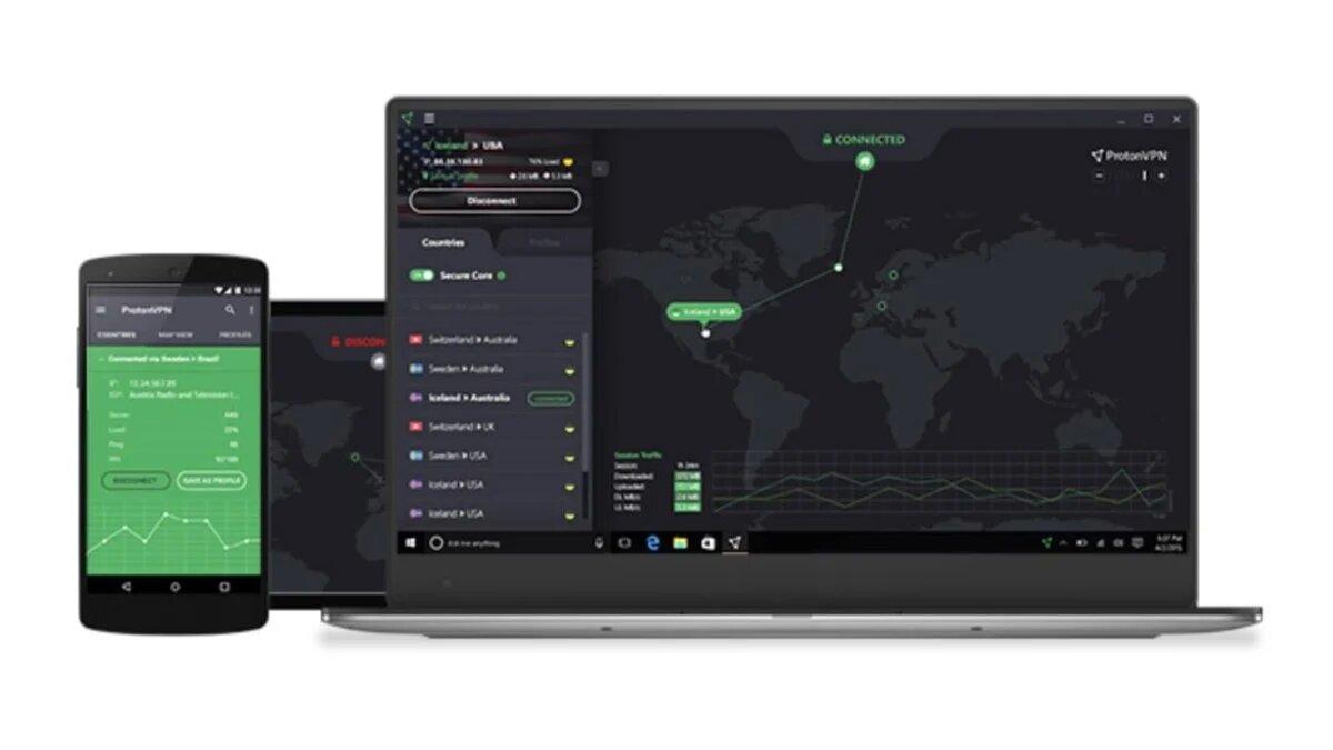 بهترین برنامه های VPN رایگان