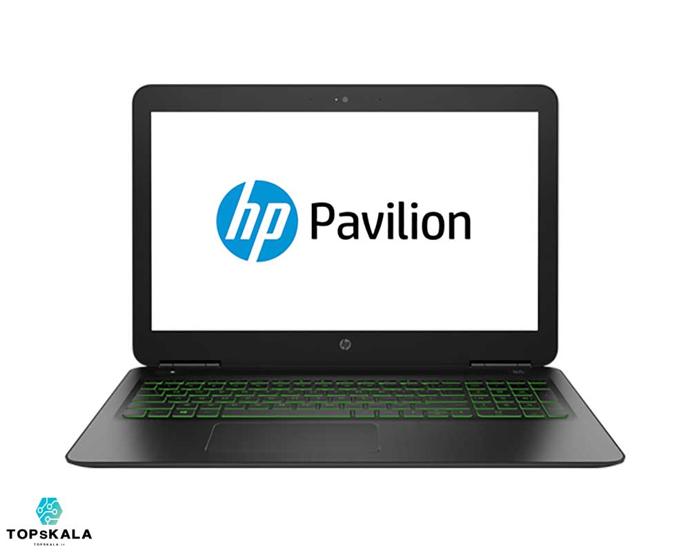 لپ تاپ استوک اچ پی مدل HP Pavilion Notebook 15-bc401TX ALL - کانفیگ A