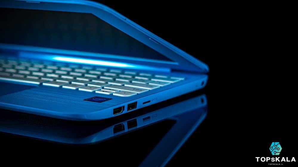 لپ تاپ آکبند اچ پی مدل HP STREAM Laptop 11-ah0xx با مشخصات Intel Celeron N4000 - intel UHD 600 دارای مهلت تست و گارانتی رایگان / محصول HP