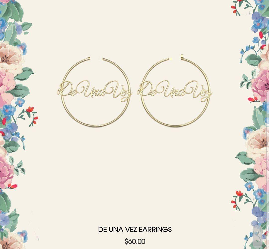 مرچ های تبلیغاتی سینگل De Una Vez