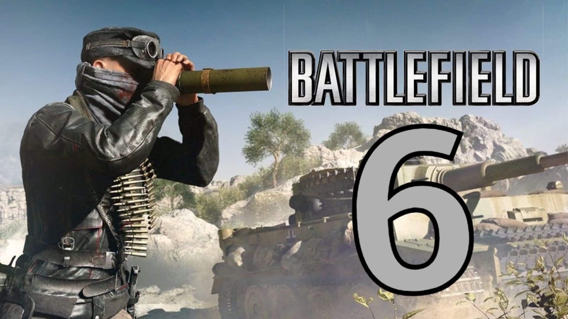 همه آنچه در مورد بازی Battlefield 6 می دانیم