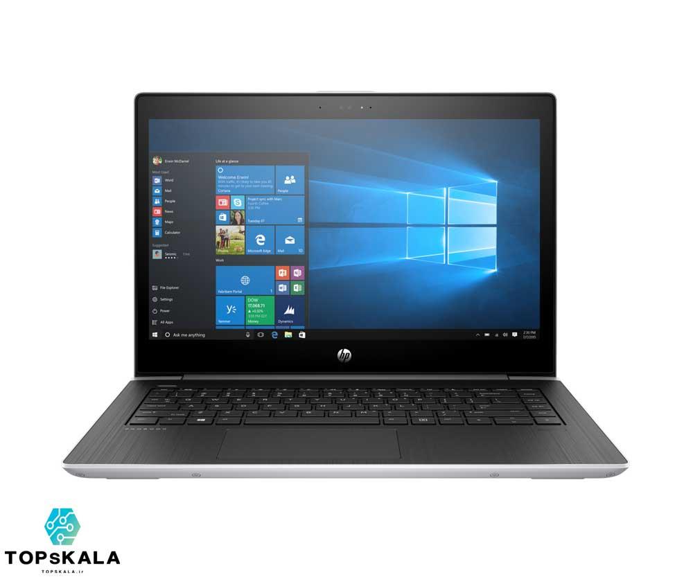 لپ تاپ آکبند اچ پی مدل HP MT21 Mobile Thin Client با مشخصات Intel Celeron 3867U - Intel HD Graphics 610  دارای مهلت تست و گارانتی رایگان / محصول HP