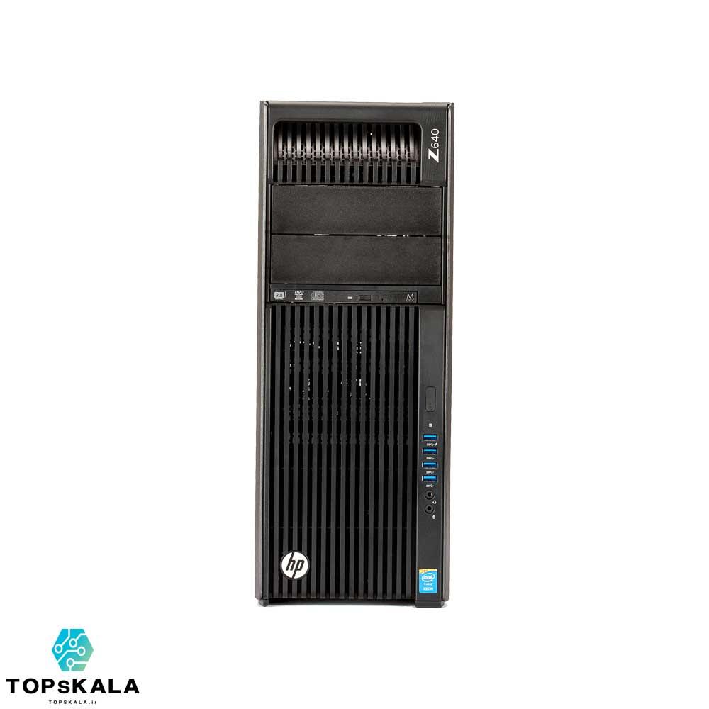 کامپیوتر استوک اچ پی مدل HP Z640 WorkStation