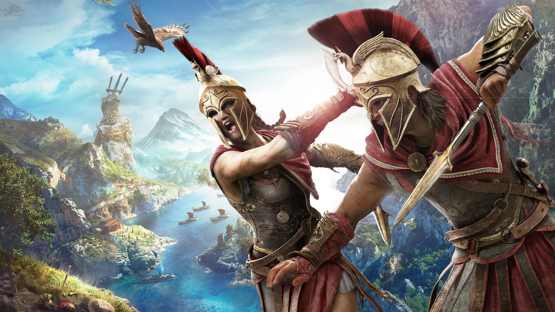 بازی Assassin's Creed Odyssey گلد شد