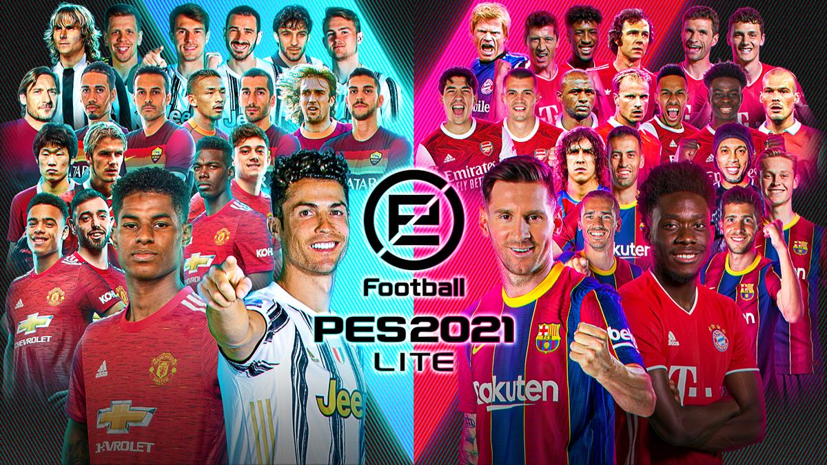 دانلود کرک CPY بازی eFootball PES 2021 برای کامپیوتر – نسخه CPY