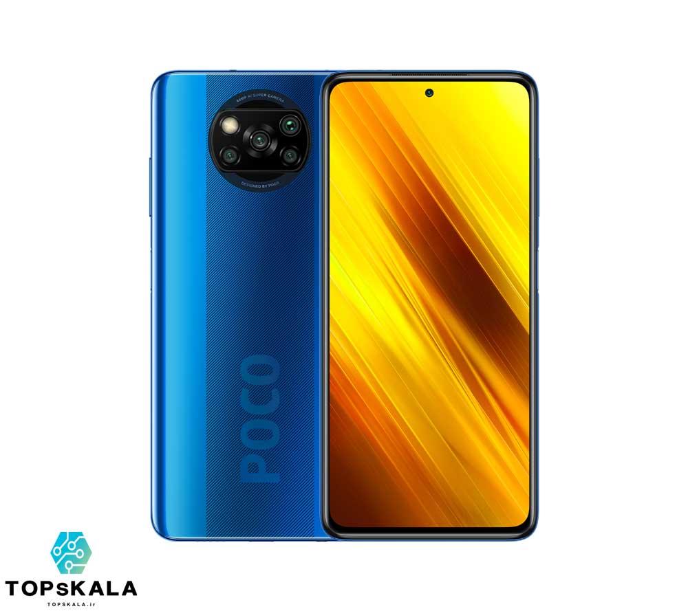 عکس گوشی موبایل شیائومی مدل POCO X3 دو سیم کارت ظرفیت های 64 گیگابایت 128 گیگابایت
