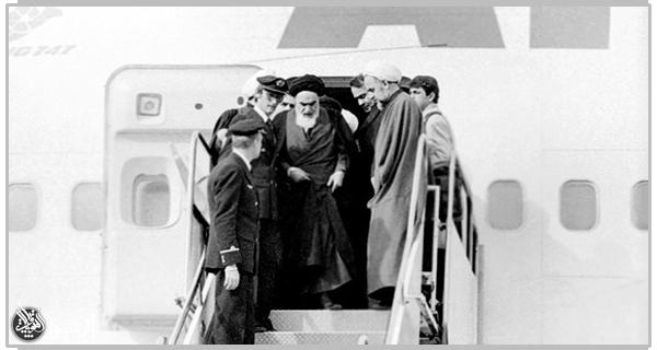 خاطره رهبر انقلاب از روز بازگشت امام به ایران