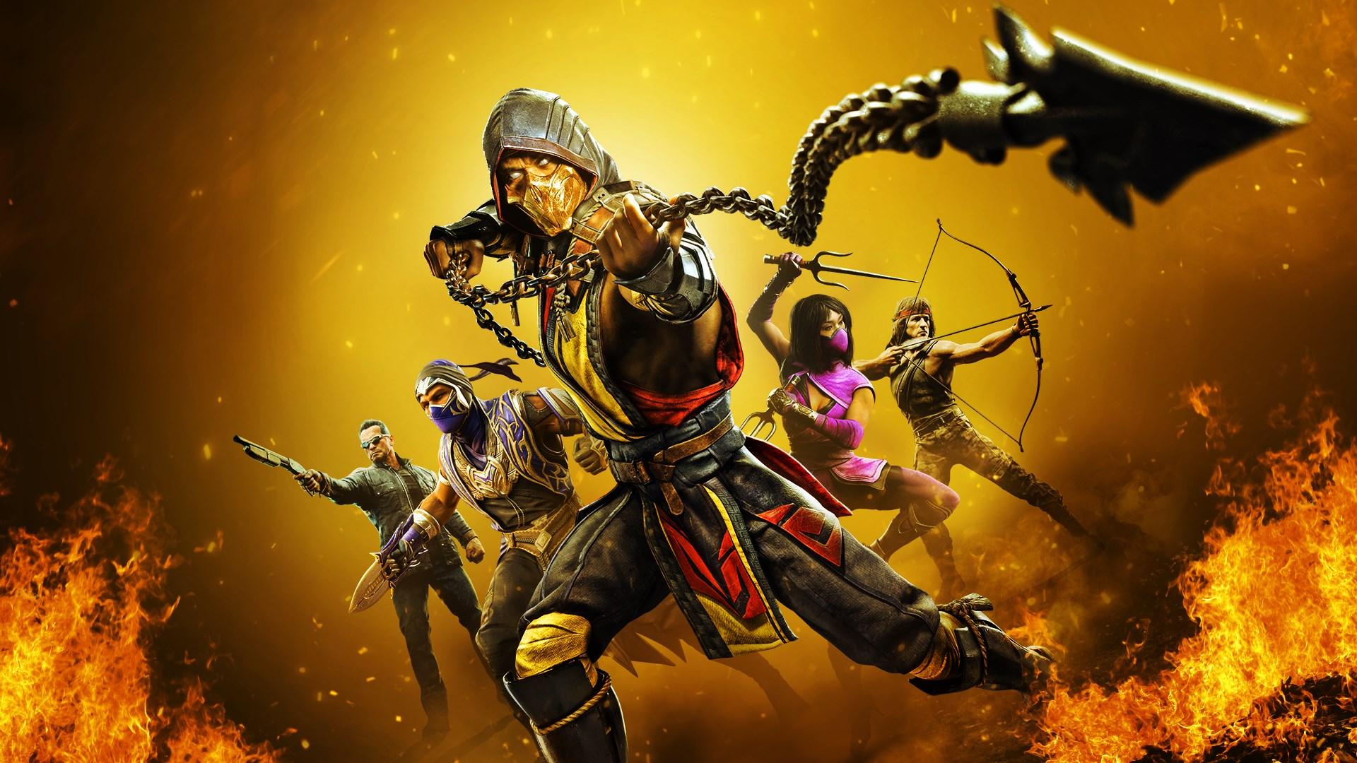 دانلود کرک بازی Mortal Kombat 11 برای کامپیوتر
