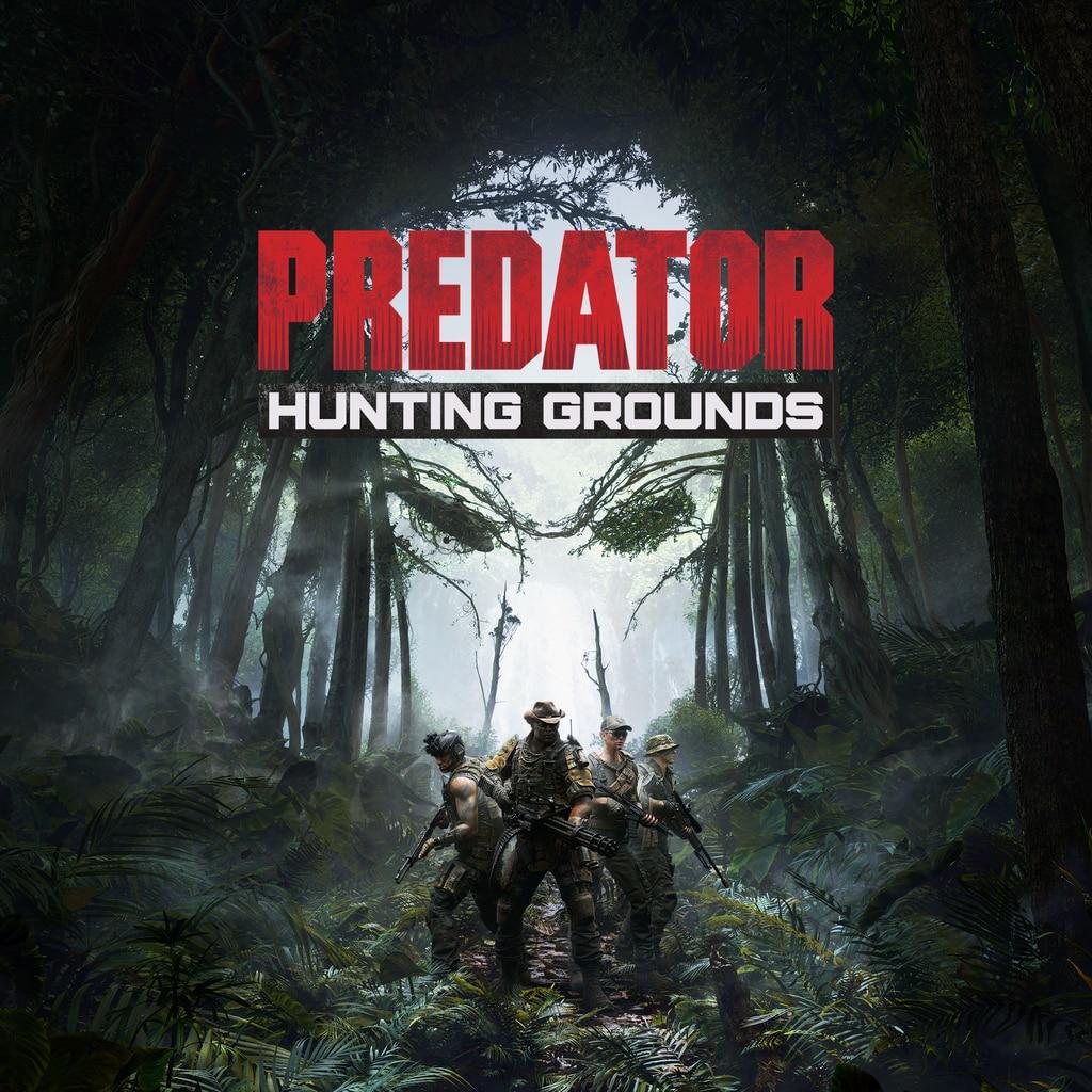 آرنولد شوارتزنگر در بازی PREDATOR: HUNTING GROUNDS