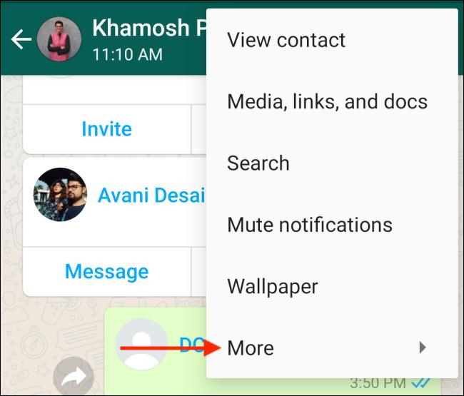 انتقال چت از واتساپ به تلگرام 3