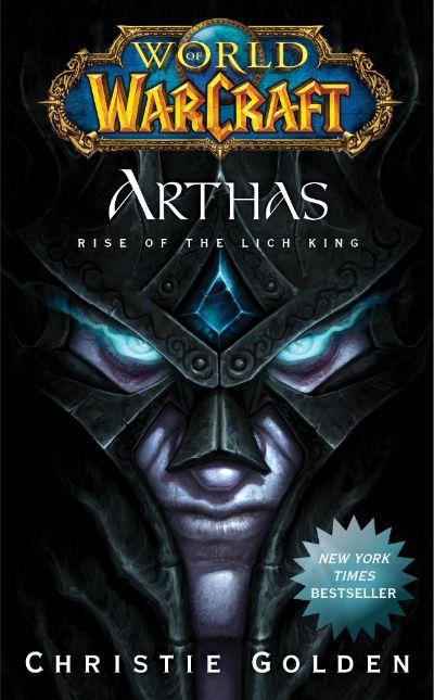 دانلود مجموعه کتابهای جهان وارکرافت world of warcraft  جلد سیزدهم)  آرتاس ظهور لیچ کینگ (  Arthas - Rise of the Lich King)