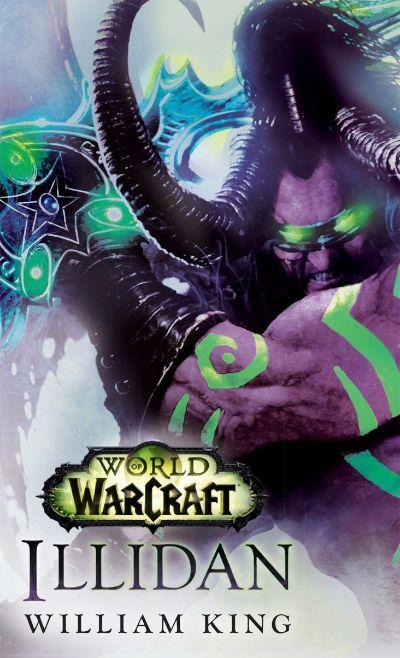 دانلود مجموعه کتابهای جهان وارکرافت world of warcraft  جلد بیست و سوم) ایلیدن (  Illidan)
