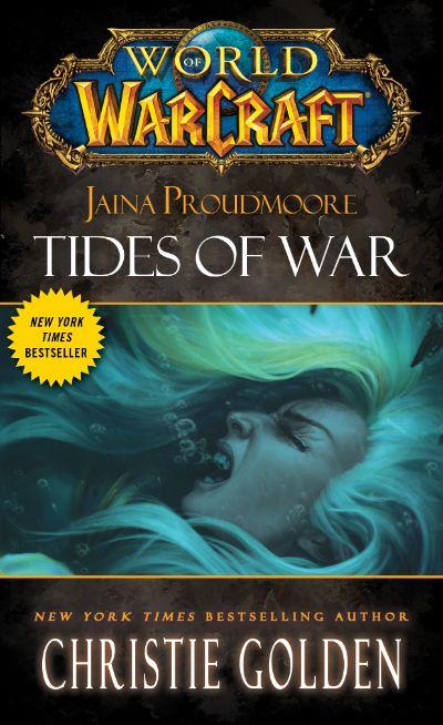 دانلود مجموعه کتابهای جهان وارکرافت world of warcraft  جلد هجدهم)  جینا پرادمور : امواج نبرد ( Jaina Proudmoor : Tides of War )