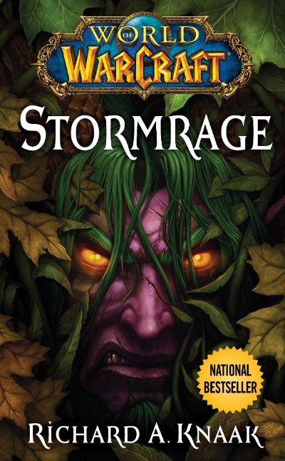 دانلود مجموعه کتابهای جهان وارکرافت world of warcraft  جلد چهاردهم)  استورمریج (  Stormrage)