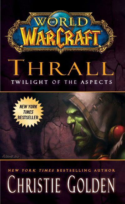 دانلود مجموعه کتابهای جهان وارکرافت world of warcraft   جلد شانزدهم)  ترال : گرگ و میش سیمایان ( Thrall - Twilight of the Aspects )