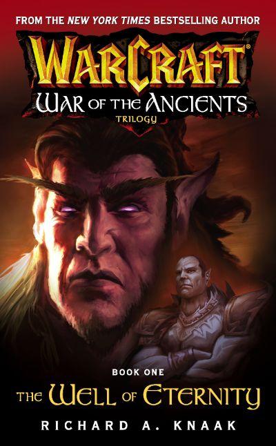 دانلود مجموعه کتابهای جهان وارکرافت world of warcraft  جلد پنجم)  چشمهی جاودانگی (  The Well of Eternity)