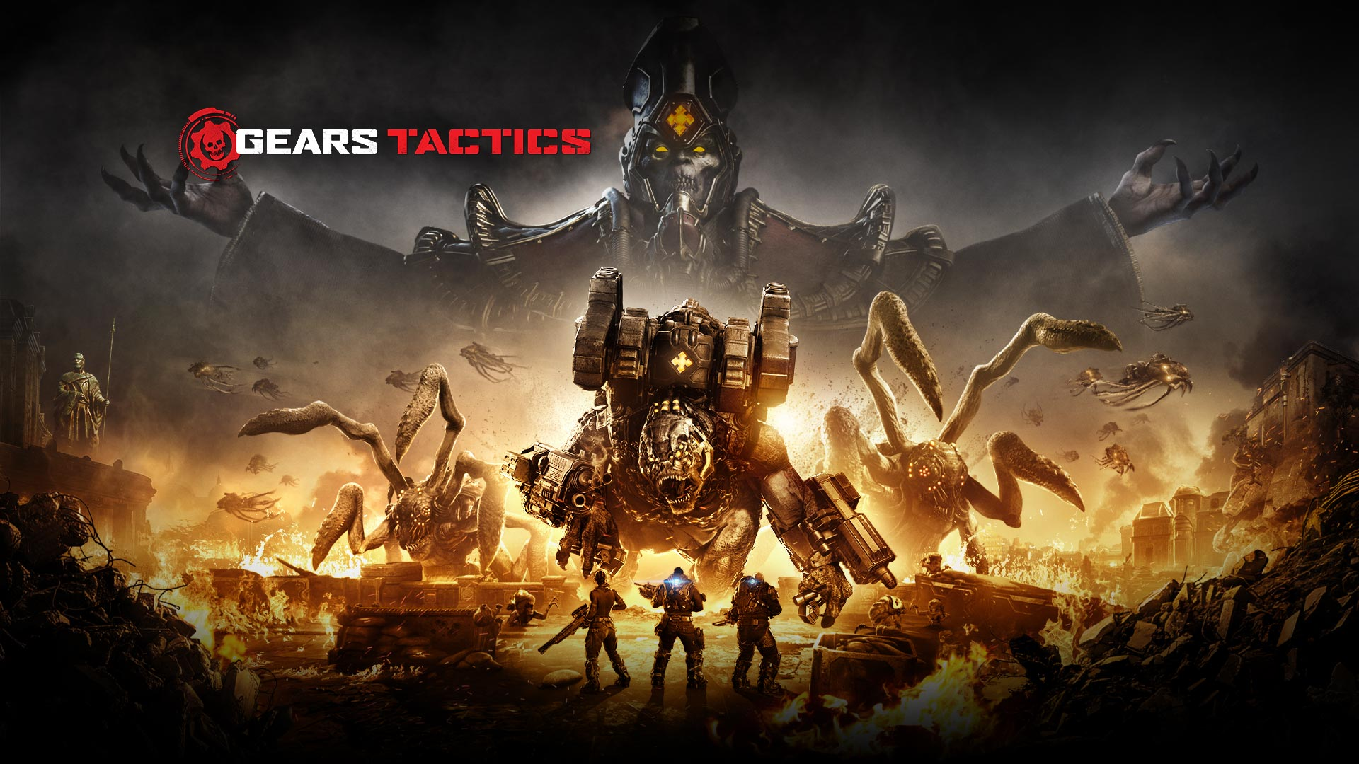 تاریخ عرضه بازی Gears Tactics مشخص شد
